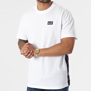 EA7 Emporio Armani - Tee Shirt A Bandes 3KPT13-PJ02Z Blanc