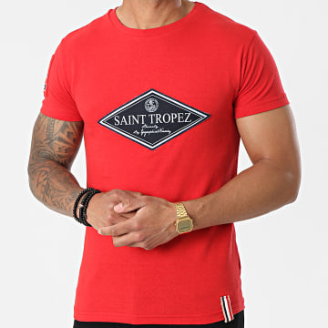 Geographical Norway - Tee Shirt Jorrens Rouge