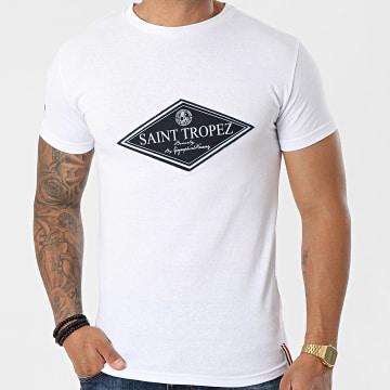 Geographical Norway - Tee Shirt Jorrens Blanc
