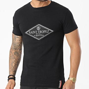 Geographical Norway - Tee Shirt Jorrens Noir