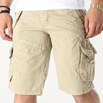 Geographical Norway - Short Cargo Pouvoir Beige