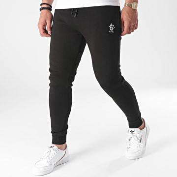 Gym King - Pantalon Jogging Basis Noir