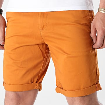Jack And Jones - Short Chino Bowie Jaune Moutarde