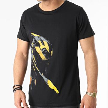 Avengers - Tee Shirt ABYTEX558 Noir
