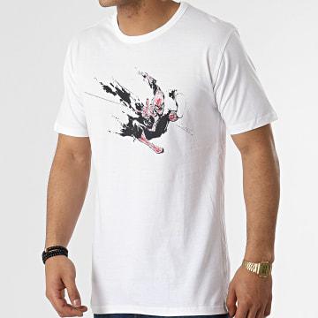 Marvel - Tee Shirt ABYTEX571 Blanc