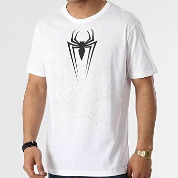 Spiderman - Tee Shirt ABYTEX417 Blanc
