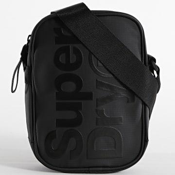 Superdry - Sacoche Side Bag Noir