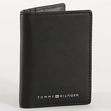 Tommy Hilfiger - Porte-cartes Metro Bifold 7305 Noir