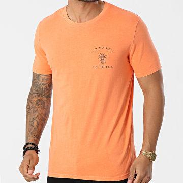 Anthill - Tee Shirt Chest Logo Orange