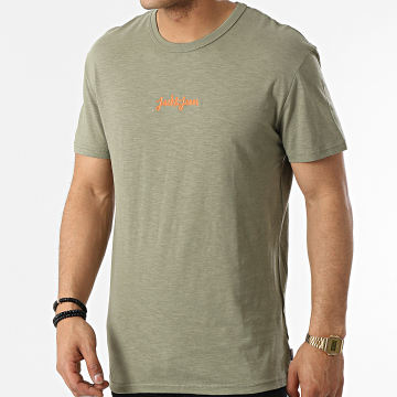 Jack And Jones - Tee Shirt Originals 12185790 Vert Kaki
