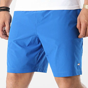 Tommy Sport - Short Jogging Logo 7257 Bleu Roi