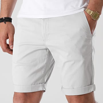Tommy Jeans - Short Chino Scanton 1076 Gris