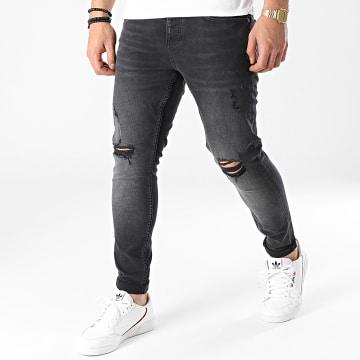 2Y Premium - Jean Skinny CO1002 Noir