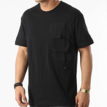 Classic Series - Tee Shirt Poche TS99-03 Noir