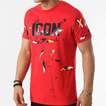 Classic Series - Tee Shirt 99-011 Rouge