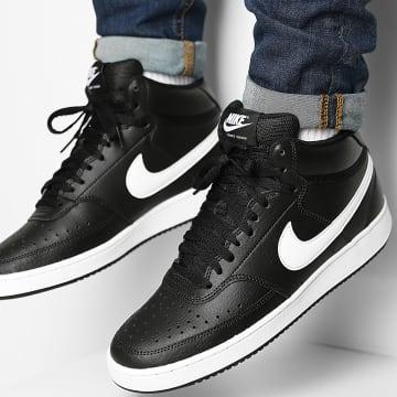 Nike - Baskets Court Vision CD5466 Black White