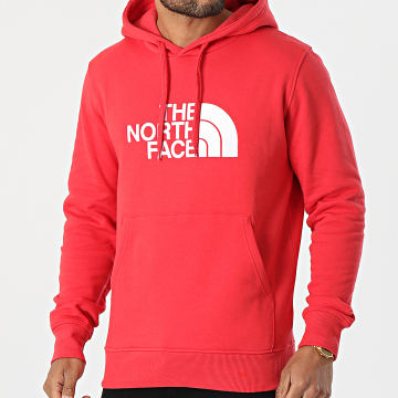 The North Face - Sweat Capuche Drew Peak 0AHJY Rouge