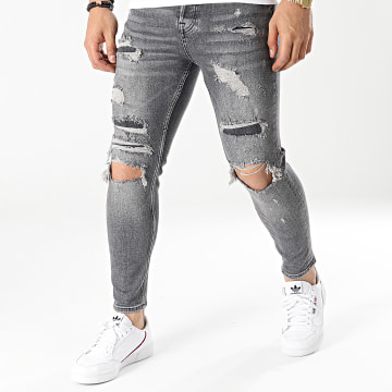 2Y Premium - Jean Skinny I0050 Gris