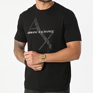 Armani Exchange - Tee Shirt 8NZT76-Z8H4Z Noir