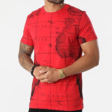 Classic Series - Tee Shirt TS99-08 Rouge
