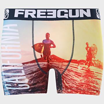 Freegun - Boxer California Jaune