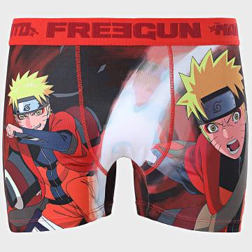 Freegun - Boxer Naruto Rouge