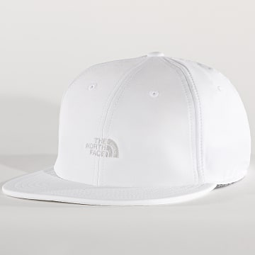 The North Face - Casquette Tech Norm Blanc