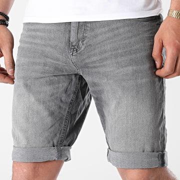 Tom Tailor - Short Jean Slim Josh 1025047 Gris