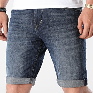 Tom Tailor - Short Jean Slim Josh 1025047 Bleu Denim