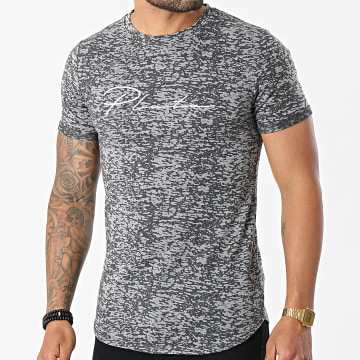 Uniplay - Tee Shirt UP-T759 Gris Anthracite