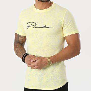 Uniplay - Tee Shirt Oversize T759 Jaune