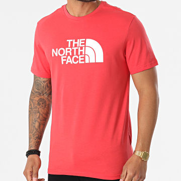 The North Face - Tee Shirt Simple Dome A2TX3 Rouge