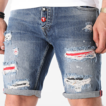 Classic Series - Short Jean S-1001 Bleu Denim