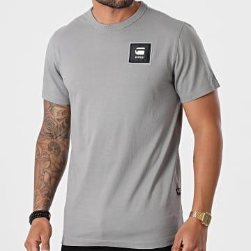 G-Star - Tee Shirt D18197-C336 Gris
