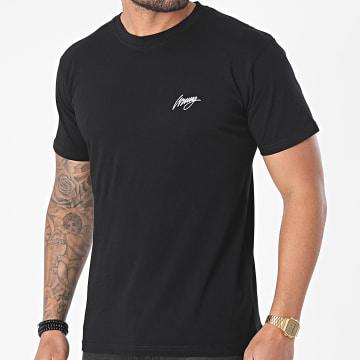 Wrung - Tee Shirt Mekart Sign SS21-TS02 Noir