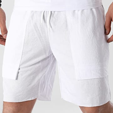 Classic Series - Short 2438 Blanc