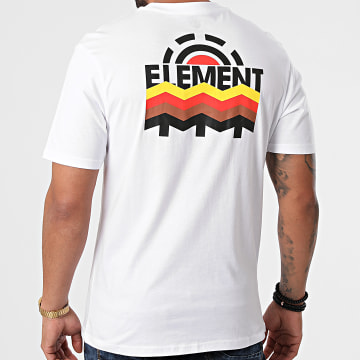 Element - Tee Shirt Truxton Blanc