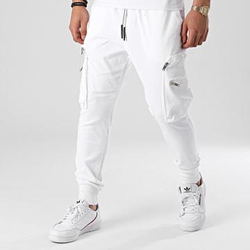 Ikao - Jogger Pant LL374 Blanc