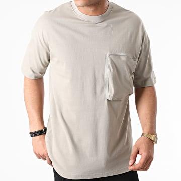 Ikao - Tee Shirt Poche LL439 Gris