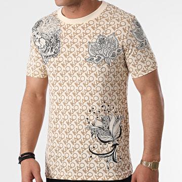 Ikao - Tee Shirt LL446 Beige