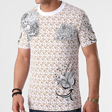 Ikao - Tee Shirt LL446 Blanc