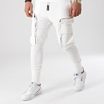 Ikao - Jogger Pant LL434 Blanc