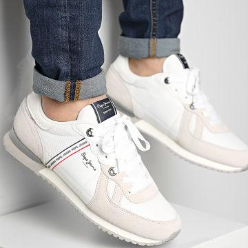 Pepe Jeans - Baskets Tinker Zero PMS30725 Factory White