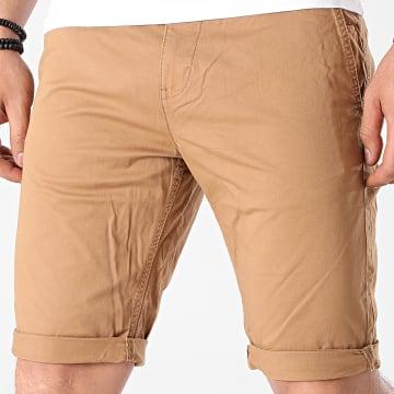 Tom Tailor - Short Chino 1025024 Camel