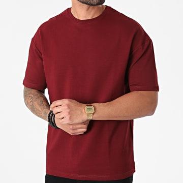 Armita - Tee Shirt ENS-17 Bordeaux