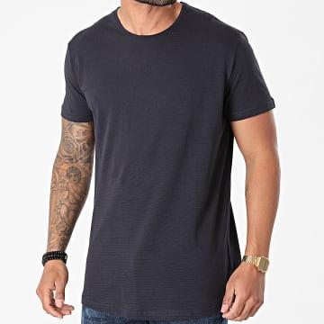 Armita - Tee Shirt Oversize AJT-836 Bleu Marine
