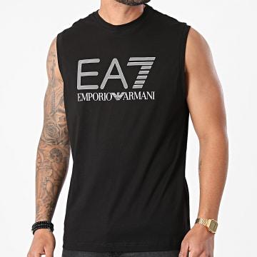 EA7 Emporio Armani - Tee Shirt Sans Manches 3KPT80-PJ02Z Noir