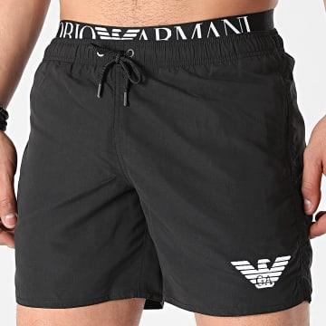 Emporio Armani - Short De Bain 211740-1P432 Noir