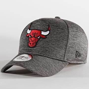 New Era - Casquette Tonal Team 60081156 Chicago Bulls Gris Anthracite Chiné