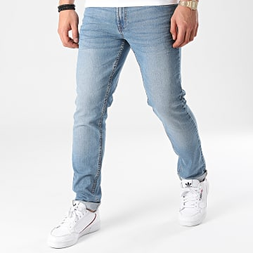 Solid - Jean Slim Joy Bleu Denim